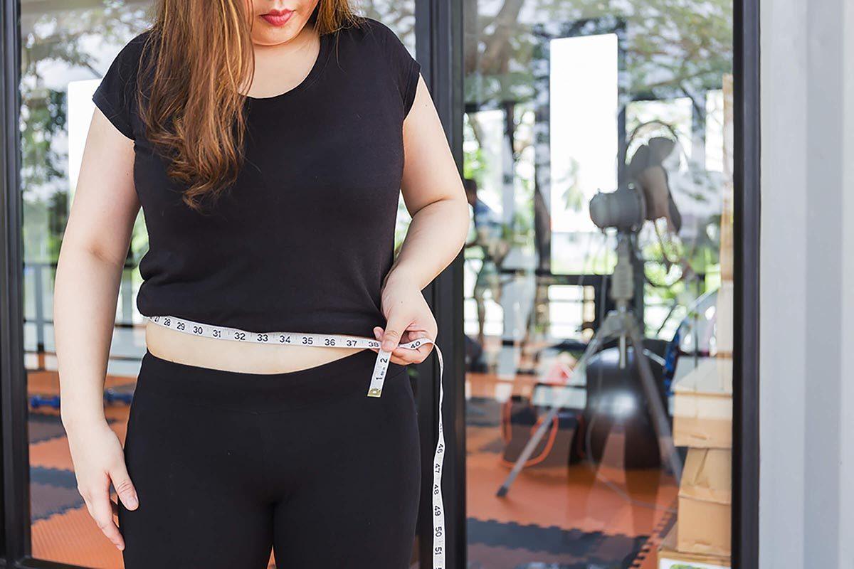 Glycémie : le gras abdominal augmente le risque de diabète.