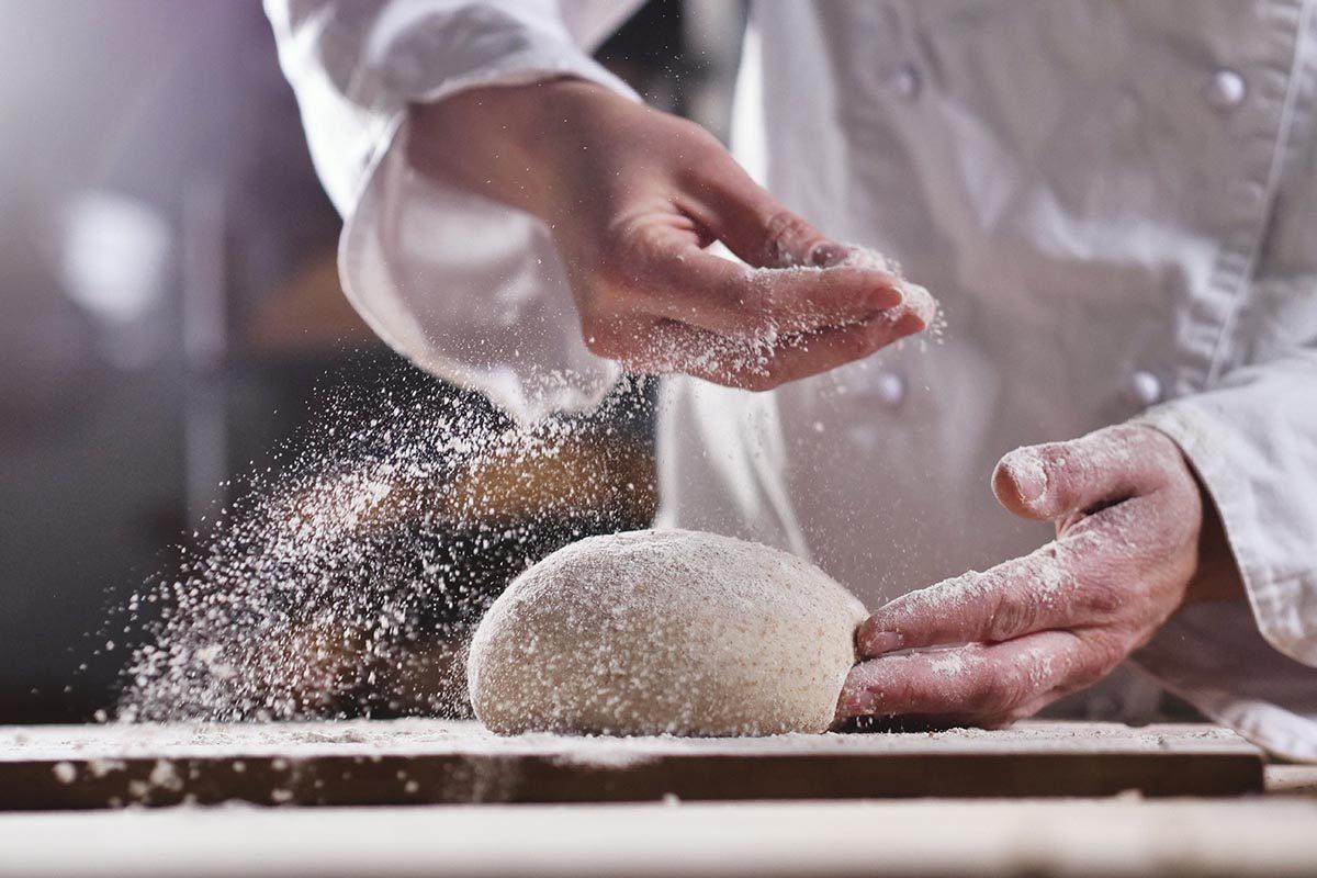 Le grain entier permet au pain de contenir plus de nutriment.
