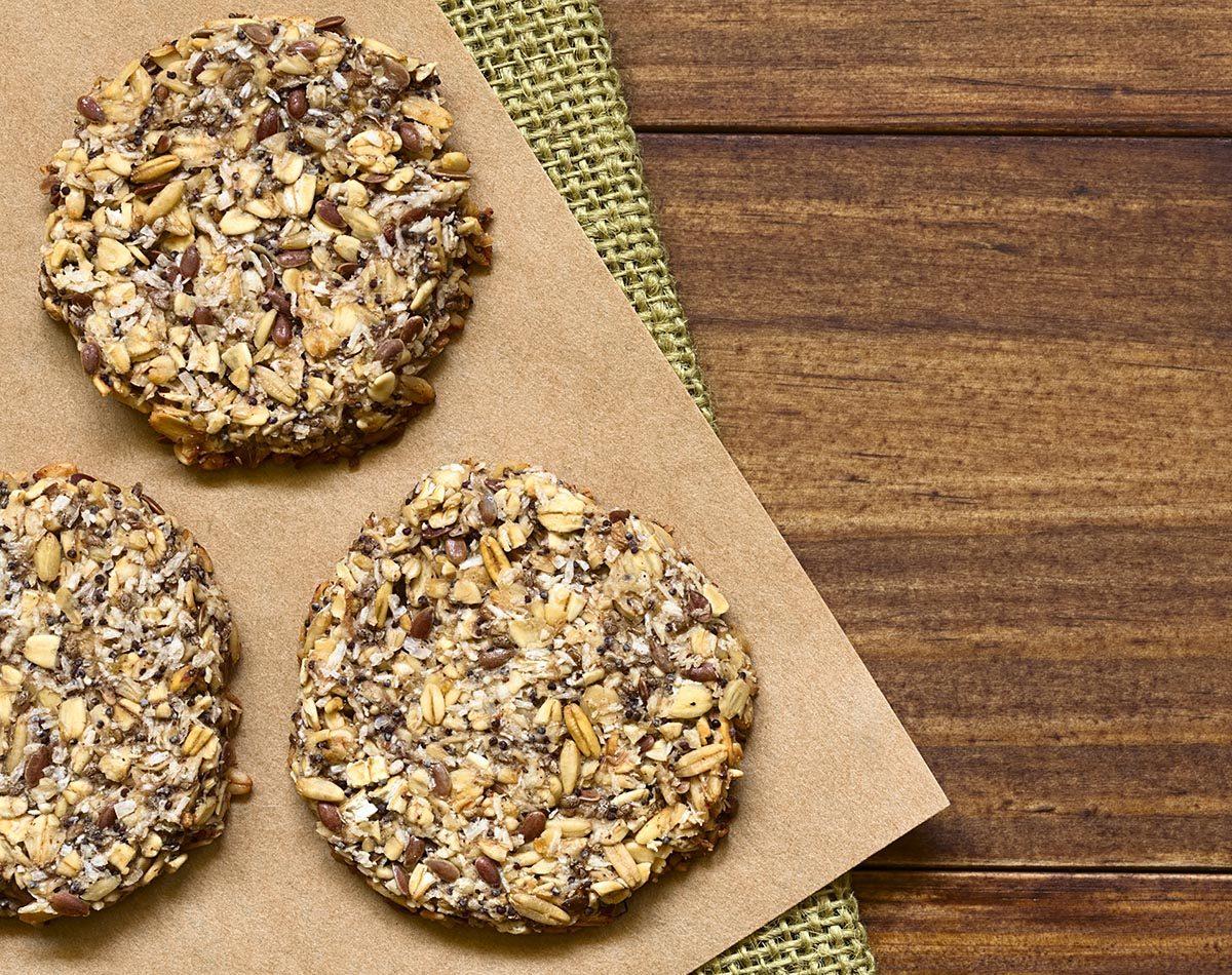 La graine de lin ne contient pas de gluten.