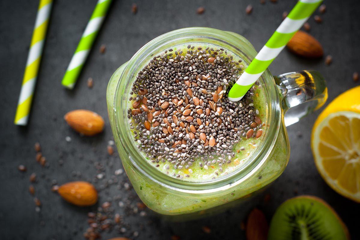 La graine de lin est facile à ajouter à vos recettes.