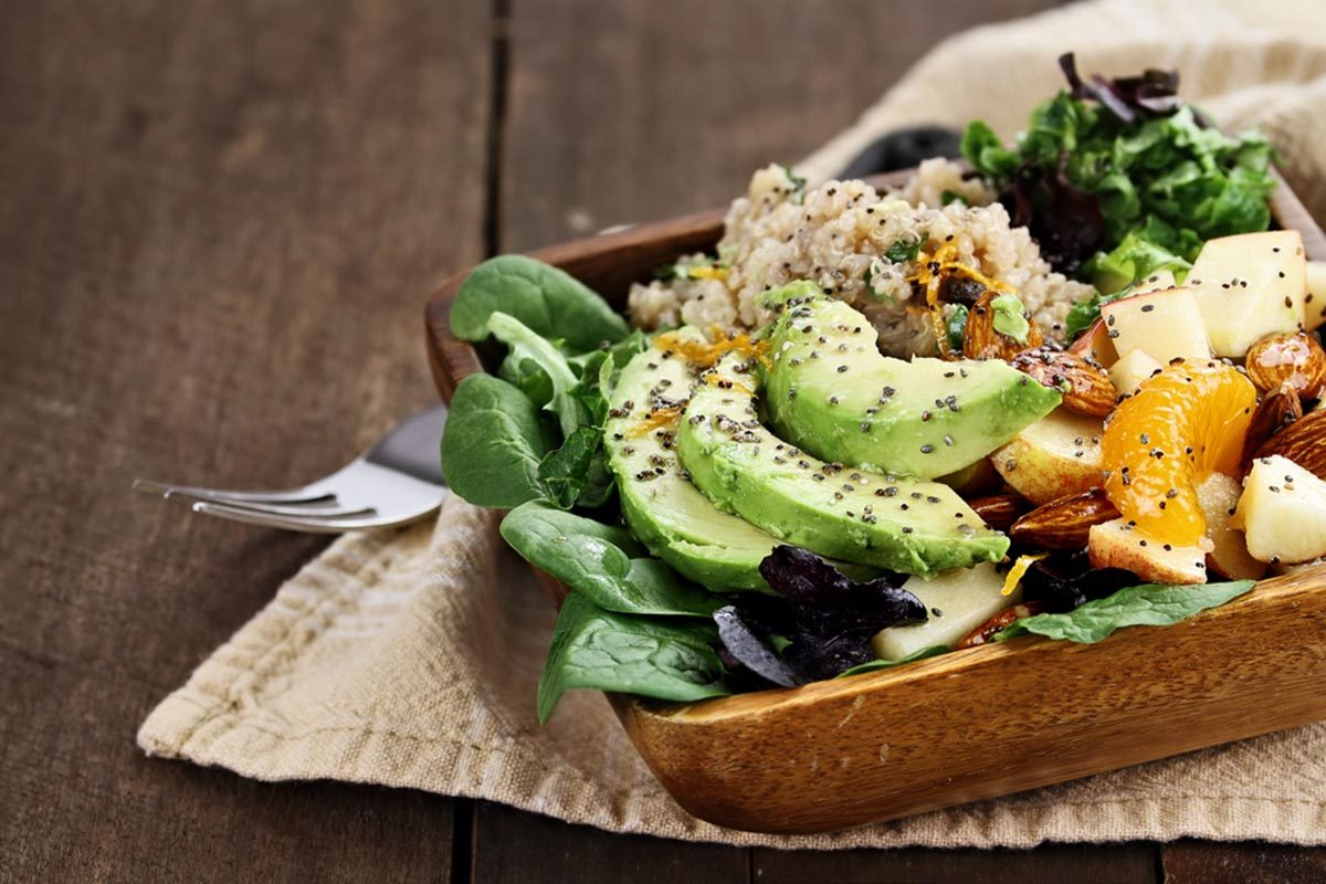 Les graines de chia sont faciles à intégrer à l'alimentation courante.