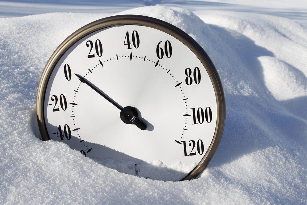 Prévenez l'hyperthermie en vérifiant la météo.