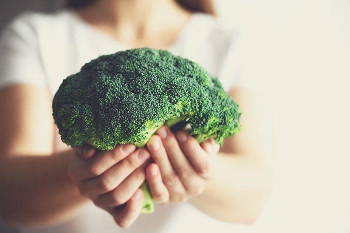 Les légumes contre le cancer du sein.