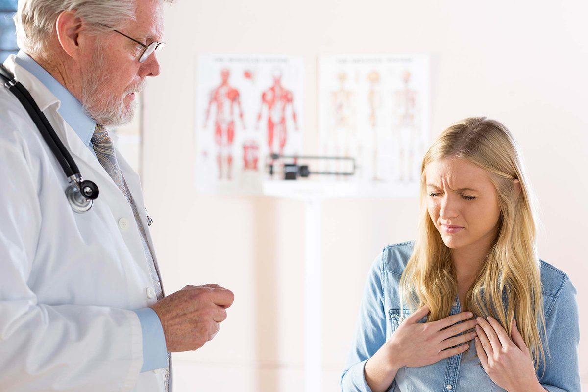 Le lupus cause une inflammation de l'appareil digestif.
