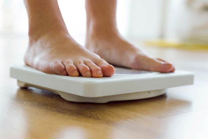 Le lupus peut faire perdre du poids.