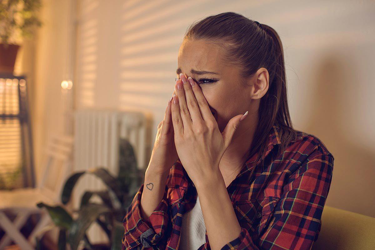 Cassez la mauvaise habitude d'être constamment inquiet, en colère ou stressé.