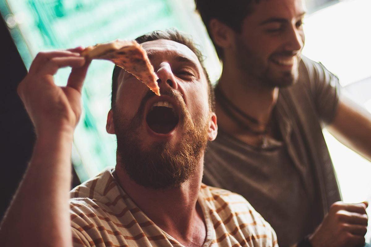 Cassez la mauvaise habitude de manger de la malbouffe.