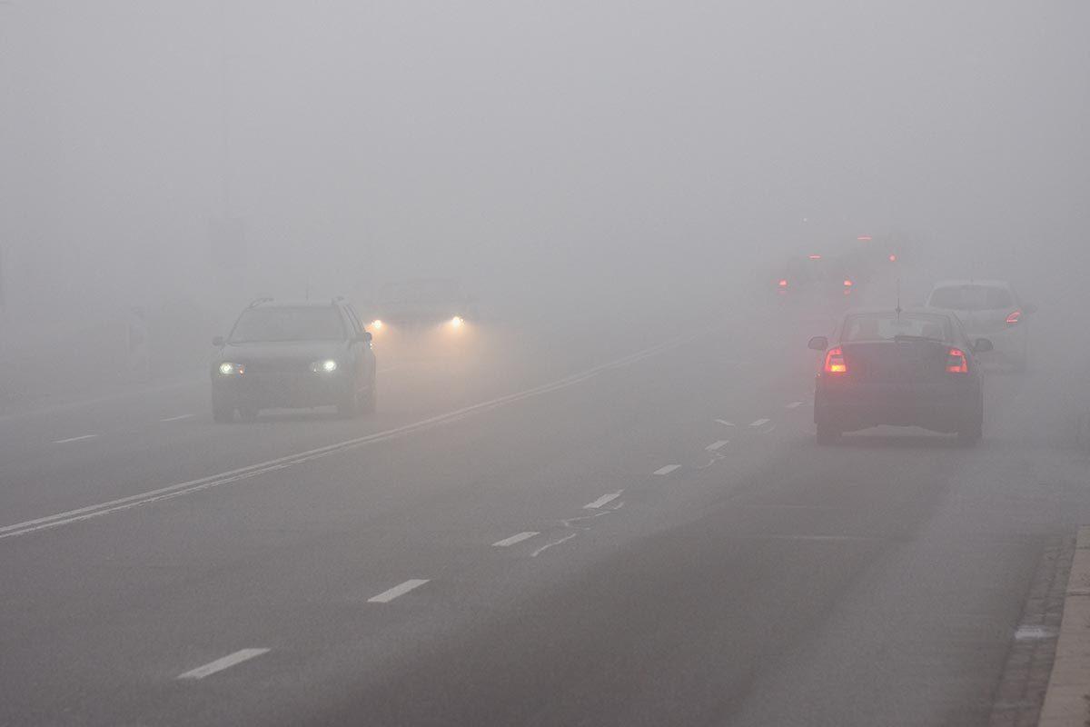 Expression météo : Un brouillard à couper au couteau