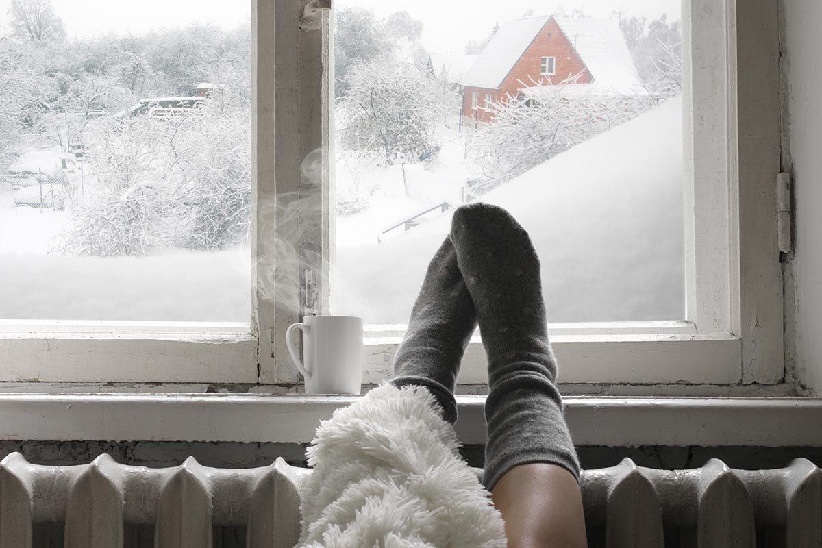 Expression météo : Un froid sibérien