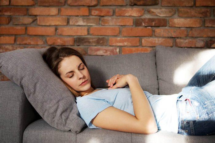 Pour mieux dormir, évitez de faire une sieste en fin de journée.