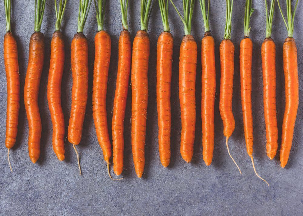 Mythes sur la santé : les carottes sont bonnes pour les yeux