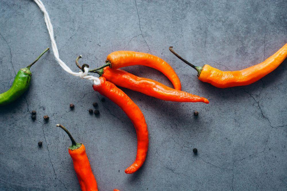 Mythes sur la santé : les mets épicés font perdre du poids