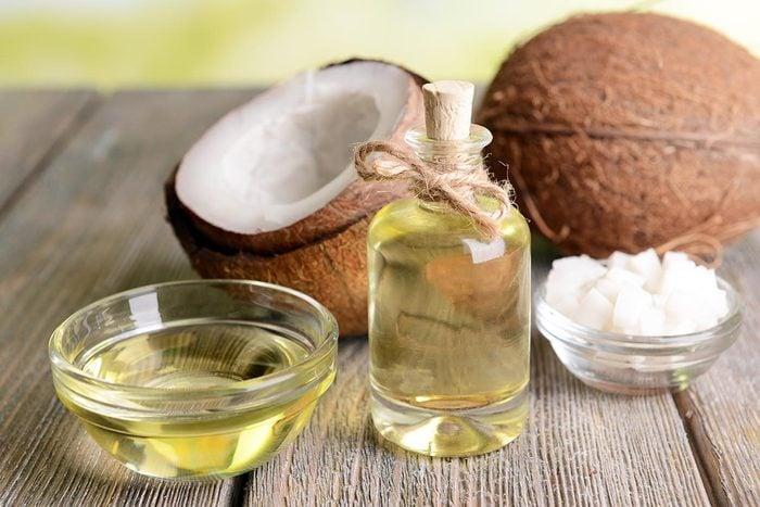 La noix de coco est riche en antioxydants.