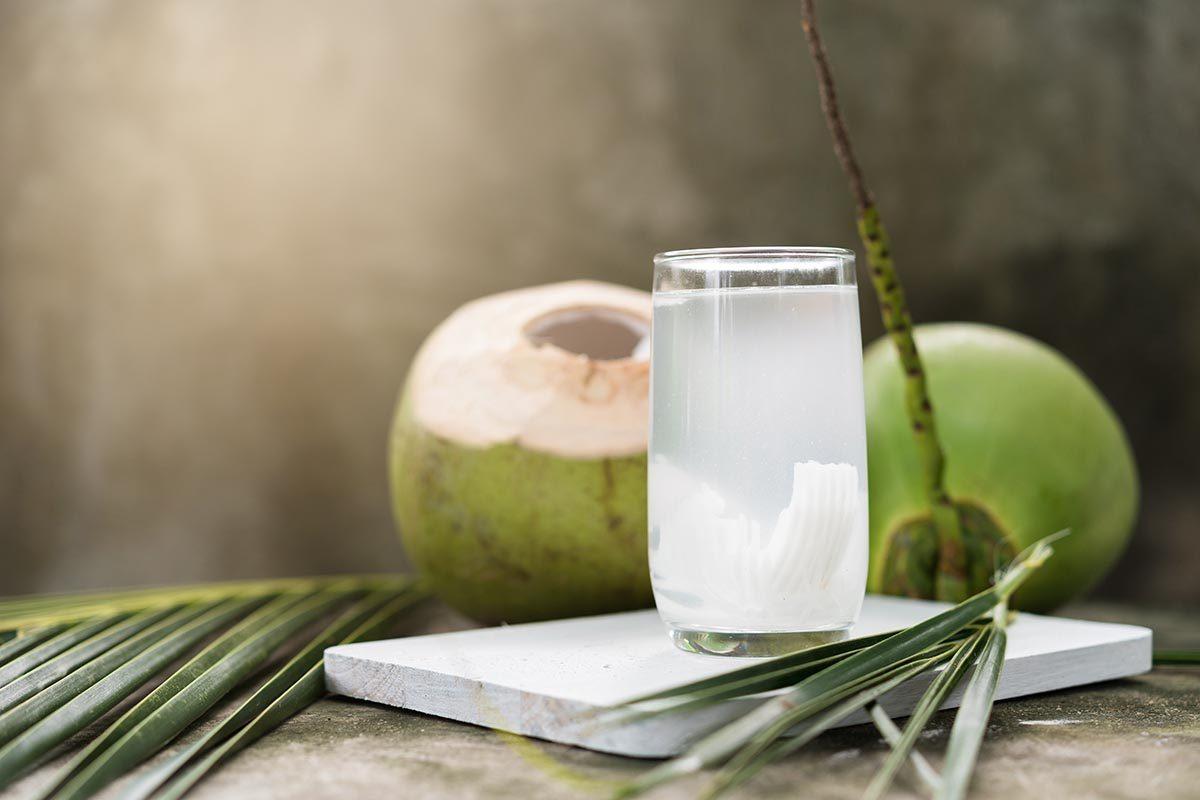 La noix de coco est une source de fer.