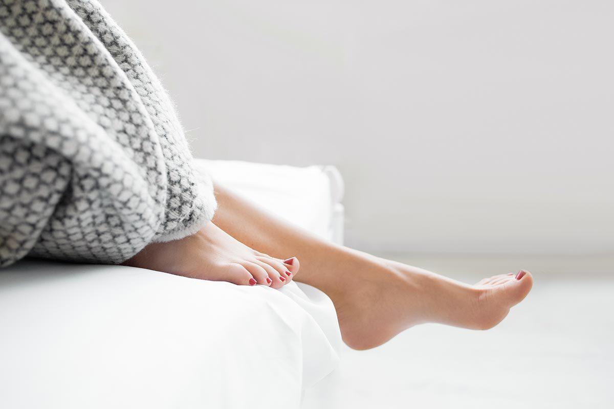 Pour sortir de la paralysie du sommeil, essayez de bouger lentement une partie du corps.