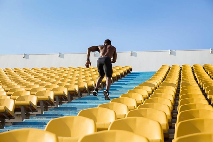 Pour perdre du poids, ne récompensez pas une séance de sport en mangeant.