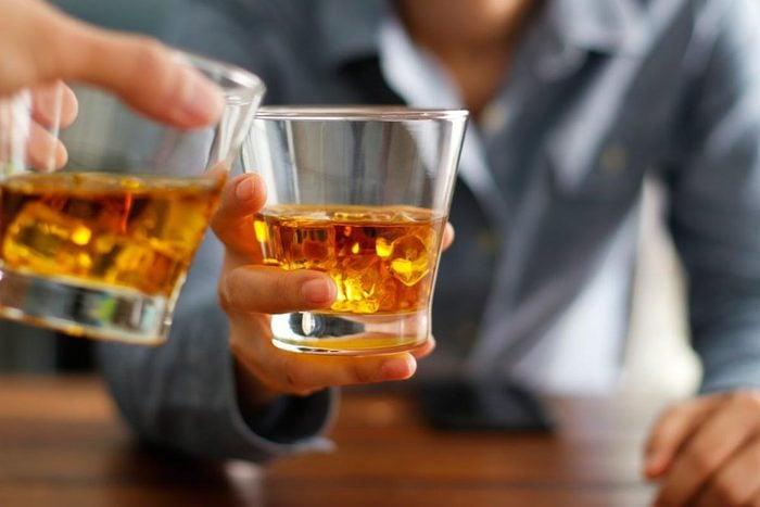 La perte d'appétit peut survenir suite à un abus d'alcool ou de drogue.