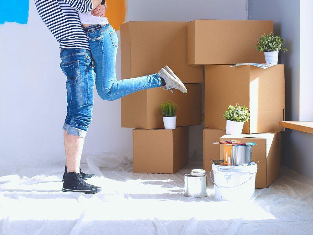 Problèmes financiers : économiser pour une première maison