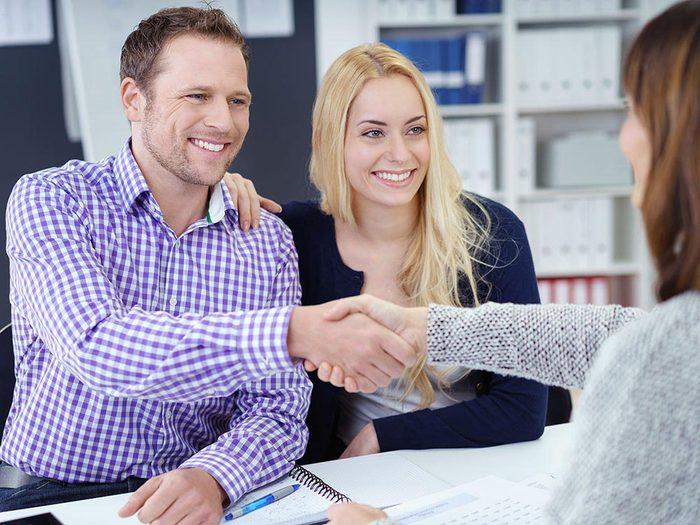 Problèmes financiers : trouver un planificateur financier digne de confiance