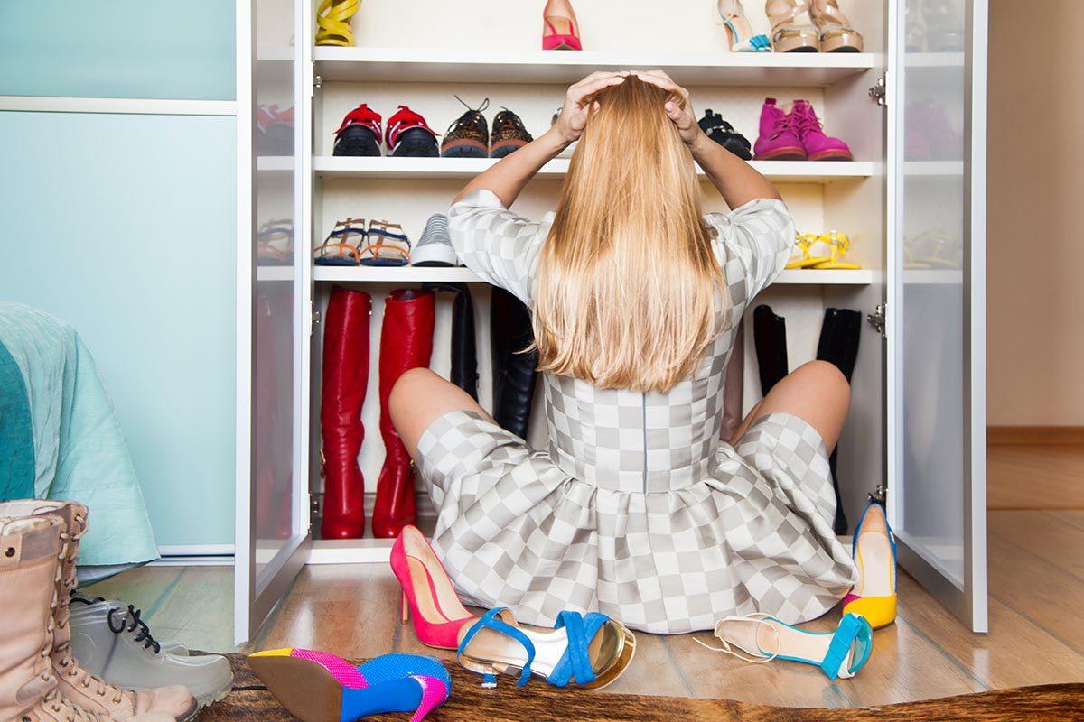 Rangement : suspendez vos bottes pour gagner de l'espace.