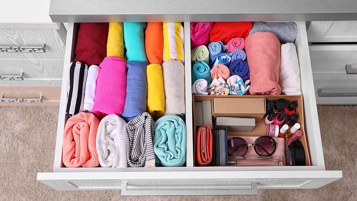 Idées Rangement Garde Robe ménage et rangement: réorganisez votre garde-robe