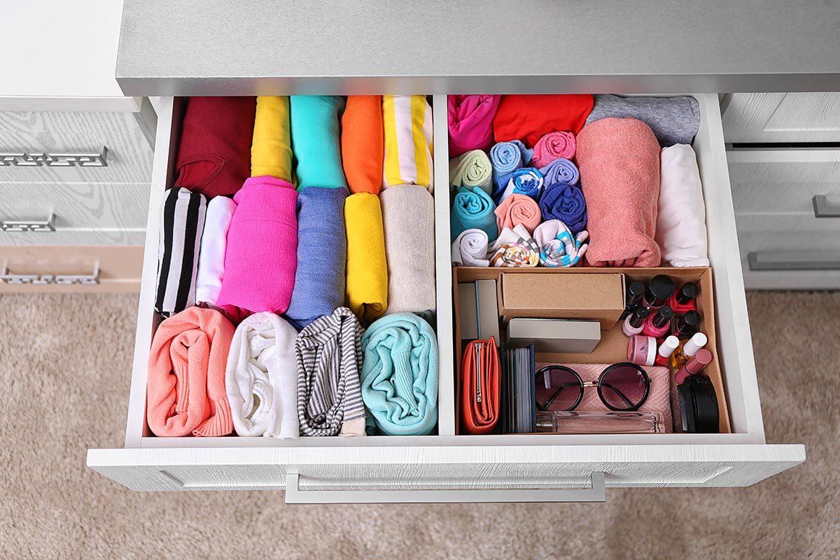 Rangement : enroulez vos accessoires.