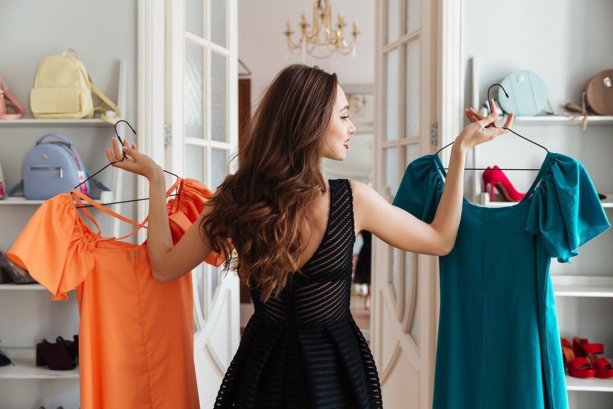 Pour Accrocher Les Vetements ménage et rangement: réorganisez votre garde-robe
