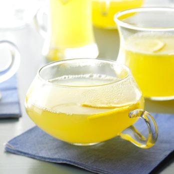 Citronnade épicée