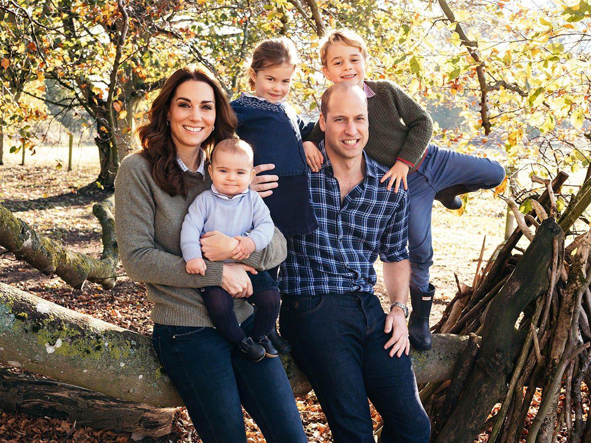 La reine Élisabeth II a changé la manière de nommer ses petits-enfants.