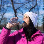 5 façons de rester hydraté cet hiver
