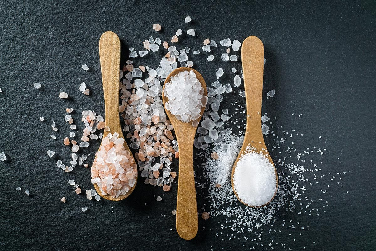 La santé du coeur dépend de la consommation de sodium.