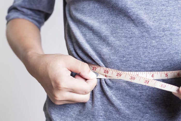 La santé du coeur dépend du tour de taille.