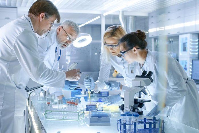 La science se sert de don d'organes pour faire avancer la recherche.
