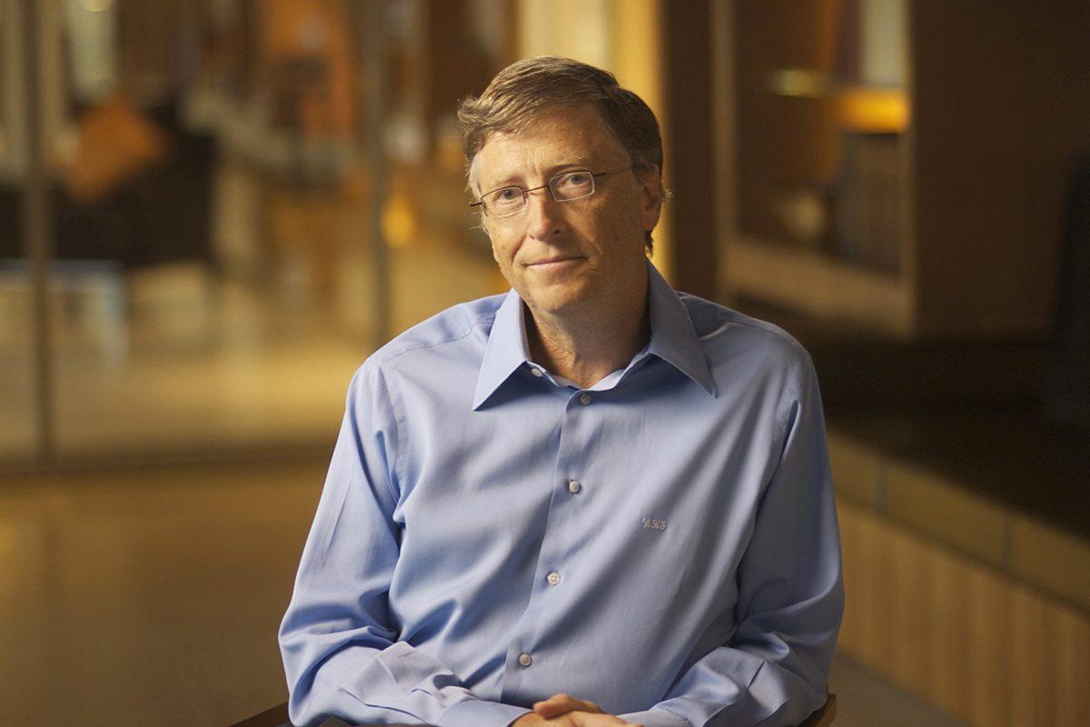 Bill Gates a été scout.
