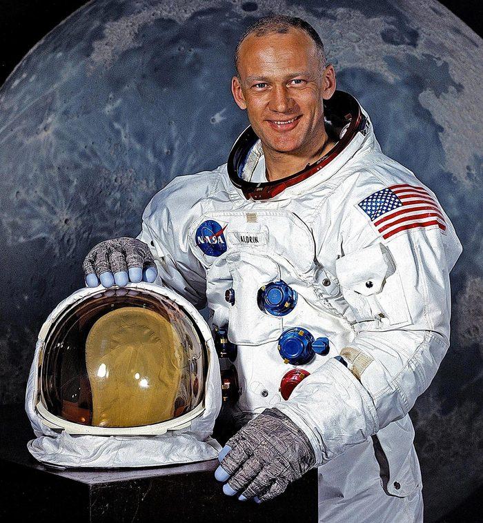 Buzz Aldrin a été scout.