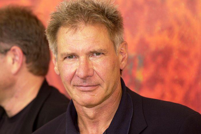 Harrison Ford a été scout.
