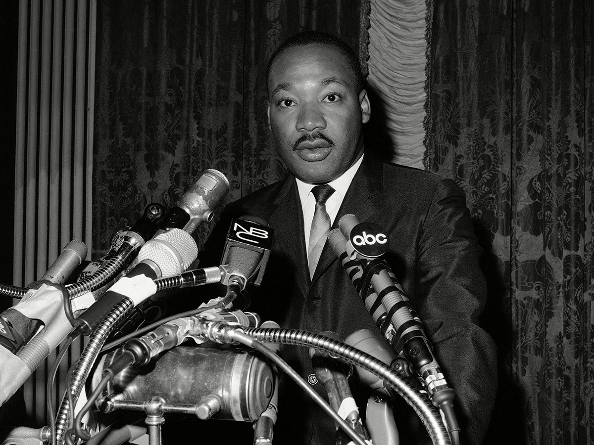 Martin Luther King Jr. a été scout.