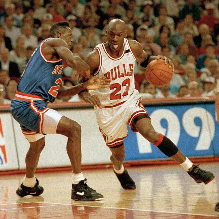 Michael Jordan a été scout.
