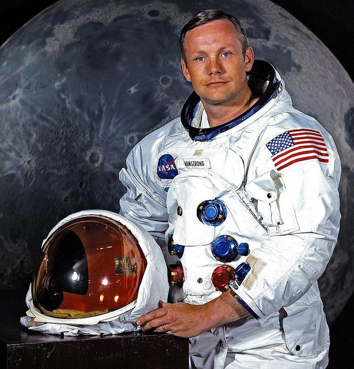 Neil Armstrong a été scout.