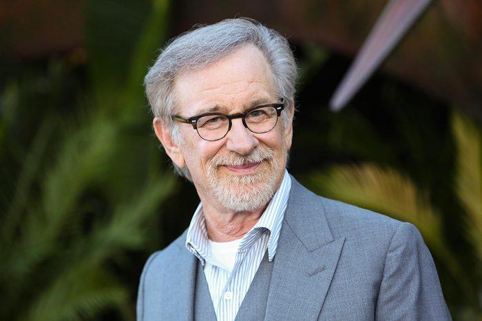 Steven Spielberg a été scout.