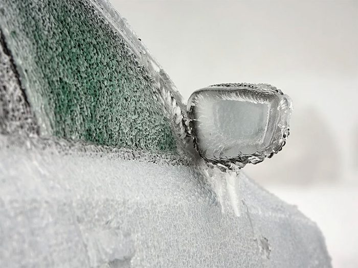 En janvier 1998 s'est déroulée l'une des pires tempêtes de neige du Québec et du Canada.