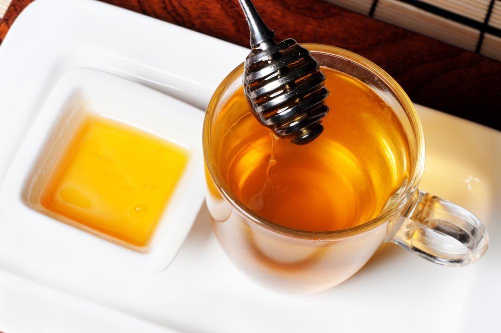 Vertu du miel : c'est un édulcorant naturel.