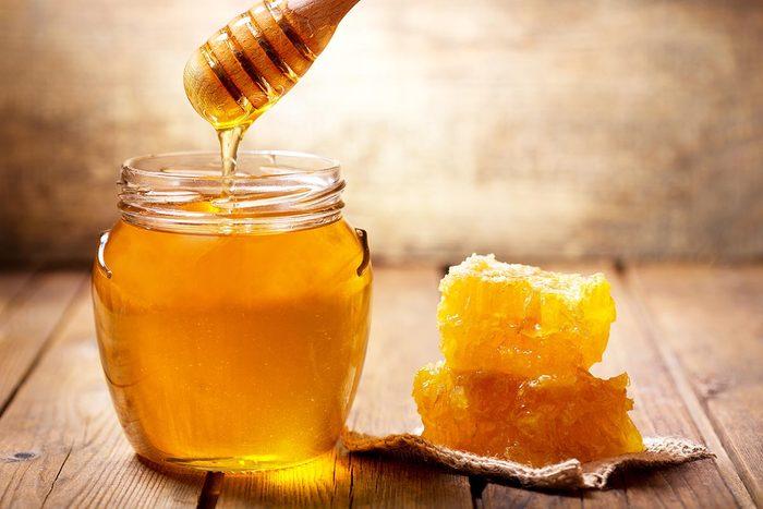 Vertu du miel : c'est un aliment santé.