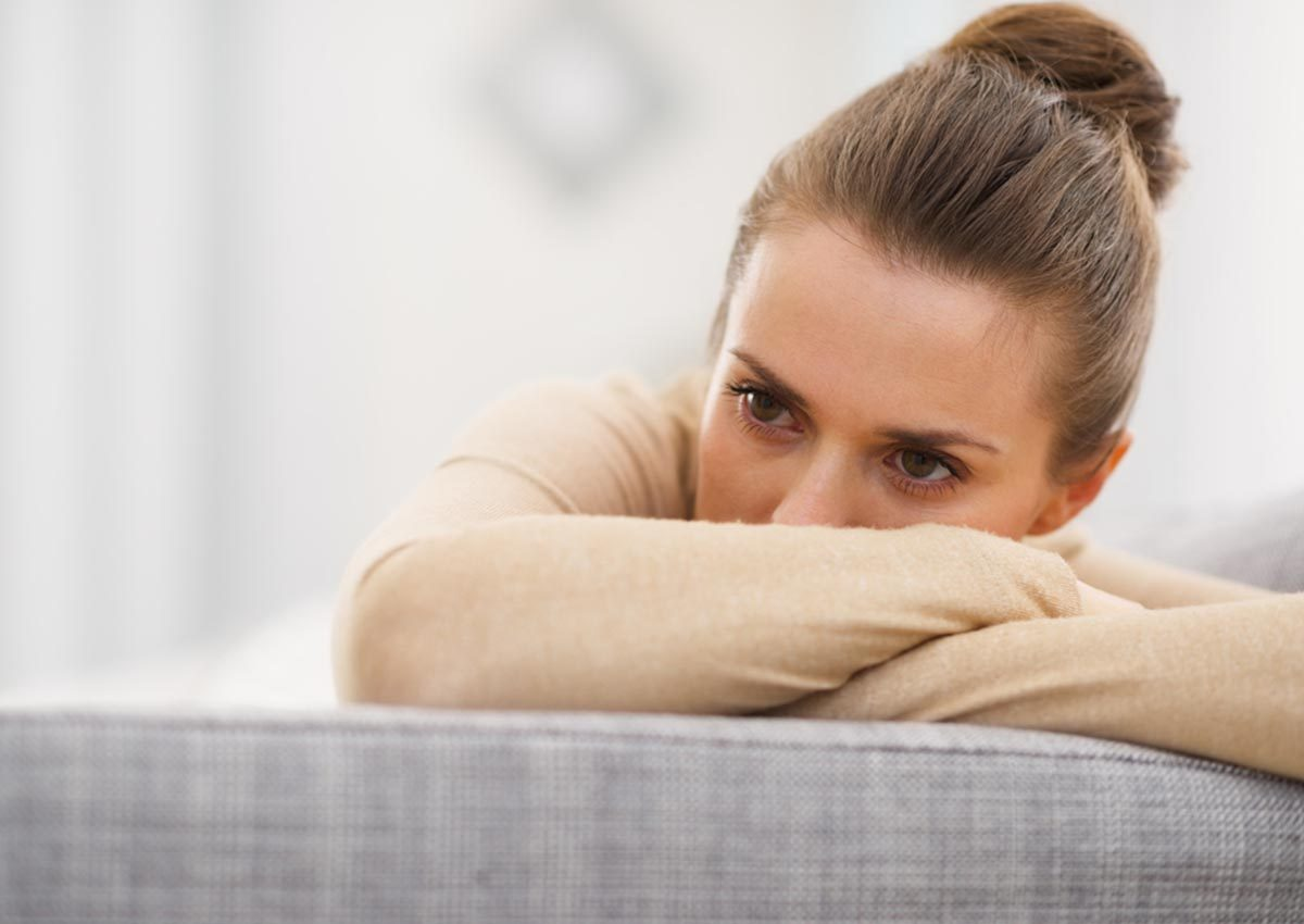 Une carence en vitamine B12 peut se traduire par une déprime.