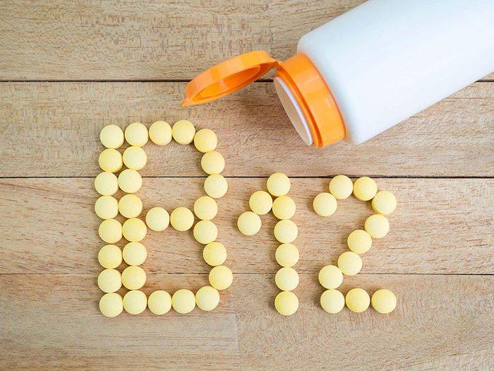Pourquoi la vitamine B12 est-elle si importante?