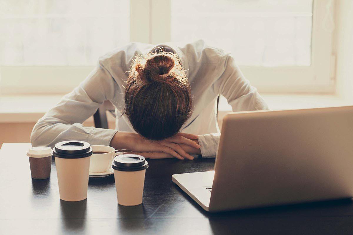 Une carence en vitamine B12 amène une sensation de fatigue.