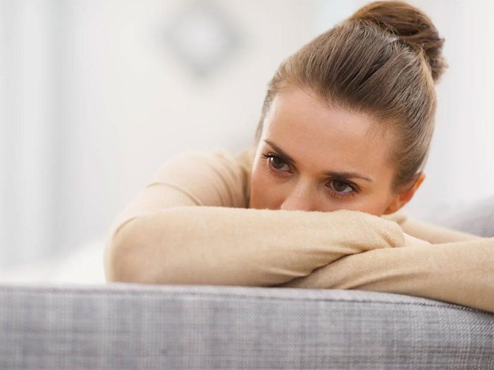 La dépression est l'un des signes d'une carence en vitamine B12.