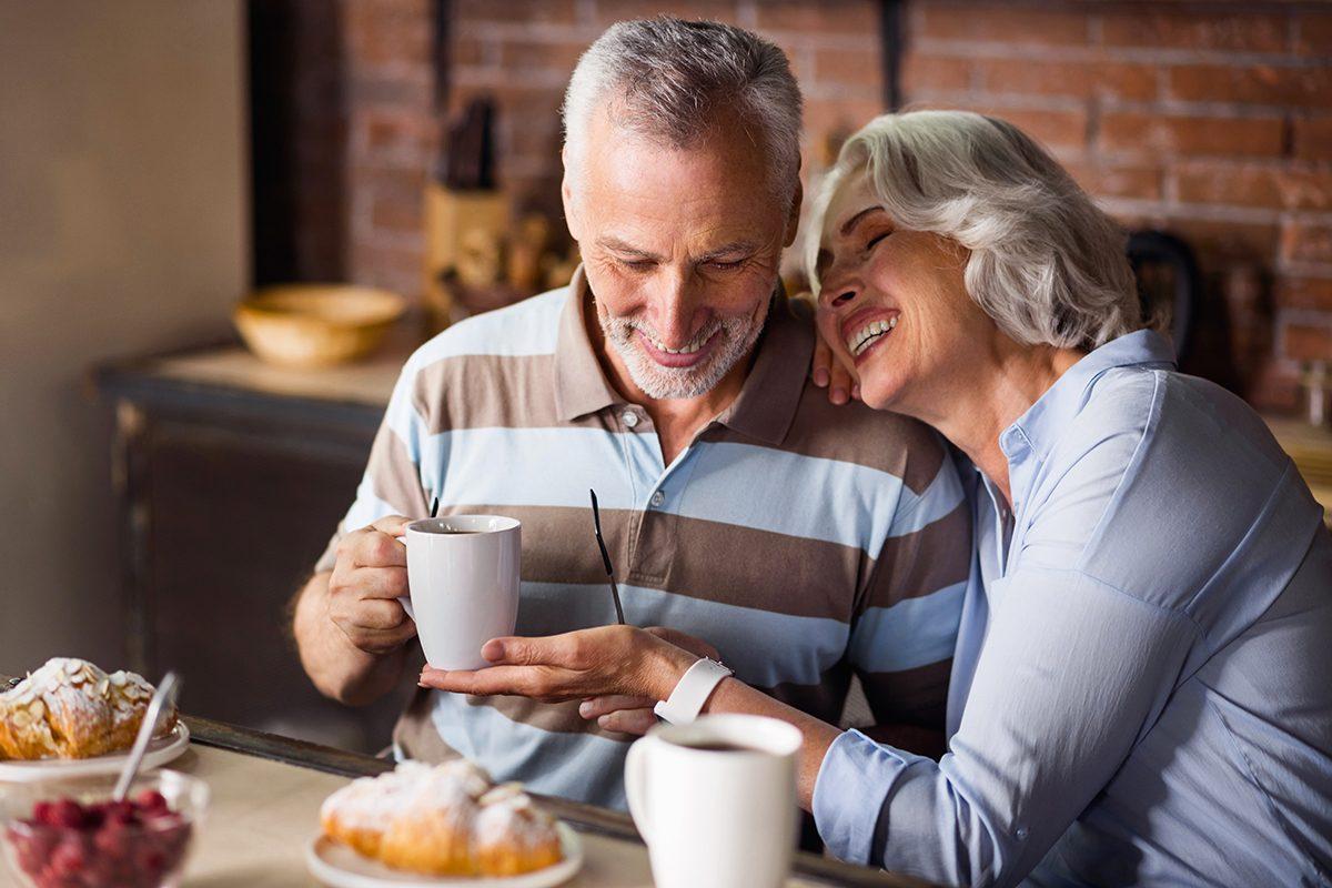 Pour vivre 100 ans, riez tous les jours.