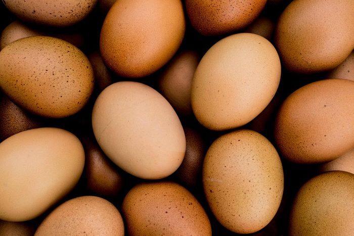 Aliments anti-âge : les oeufs.