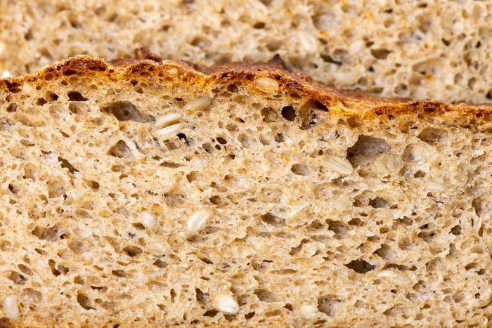 Aliments anti-âge : le pain.